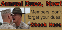 Don't forget your dues.