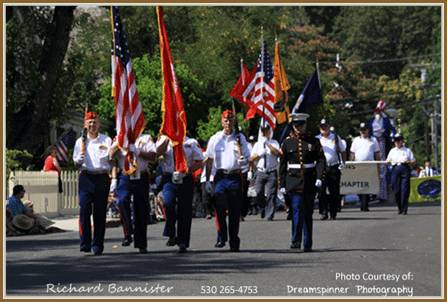 The Marine Corps League Honor Guard