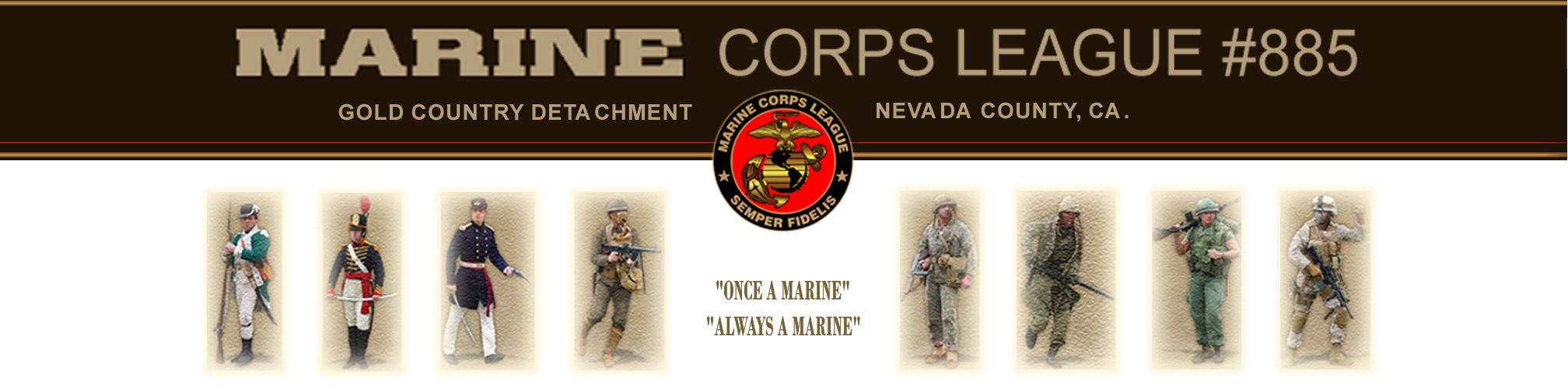 The Marine Corps League